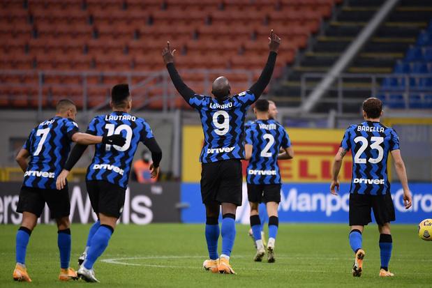 Inter rekent op leider Lukaku tegen Real Madrid
