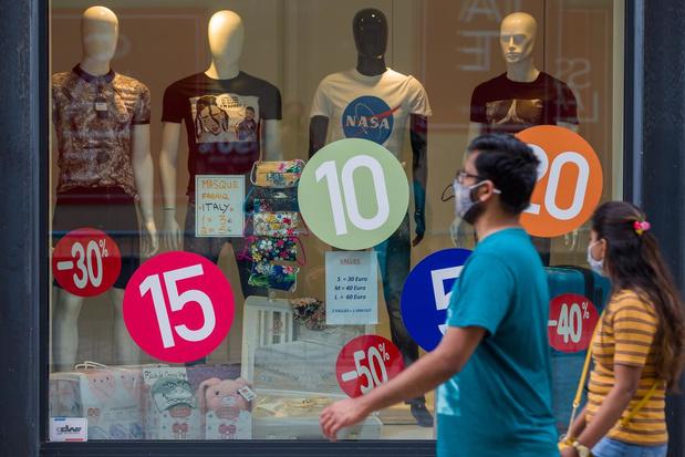 Versoepeling individueel shoppen komt soldenverkoop meteen ten goede