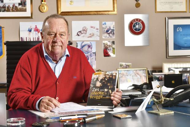 Michel D'Hooghe: een wereldreiziger in maatpak