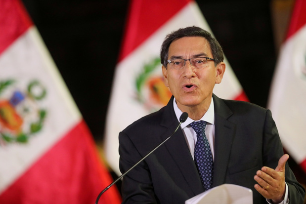 Parlement Peru begint opnieuw afzettingsprocedure tegen president