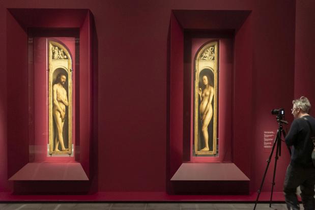 Grootste Van Eyck-tentoonstelling ooit van start in het Gentse MSK