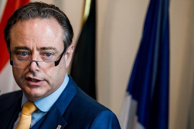 N-VA-voorzitter De Wever maakt van abortuskwestie breekpunt