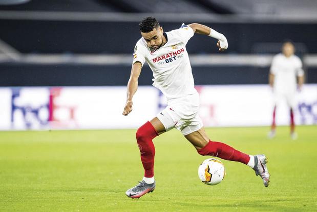 Youssef En-Nesyri - Club: FC Séville