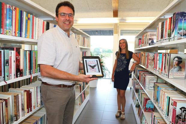 Volwassenen kunnen voortaan e-boeken ontlenen in bibliotheek De Leestuin