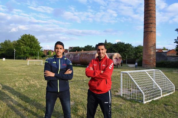 Tweelingbroers trekken met Red Side Academy binnenkort heel België rond