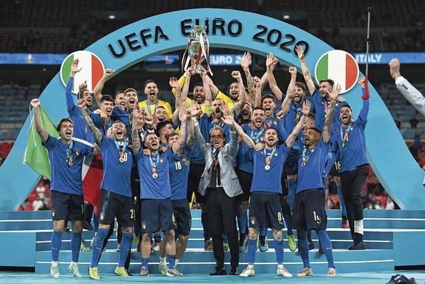 L'Italie ou le triomphe du beau jeu: pure passion