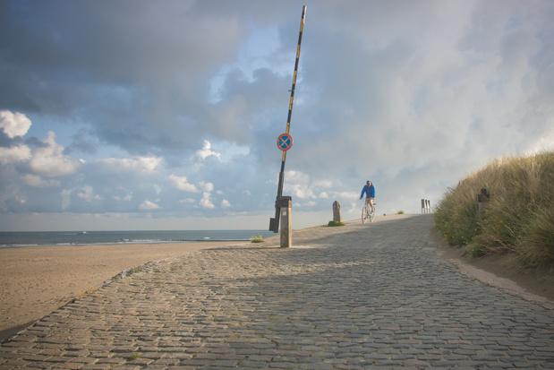 Nieuwe fietsroute langs de kust gelanceerd