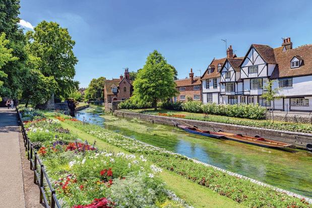 Le Kent, plus que des jardins...
