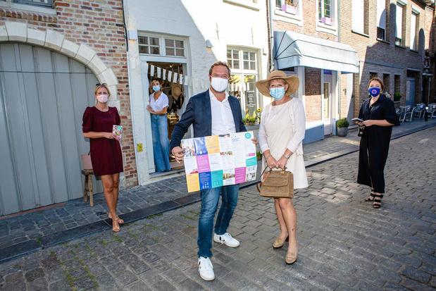 Brugge stelt stadsplan voor duurzaam shoppen voor