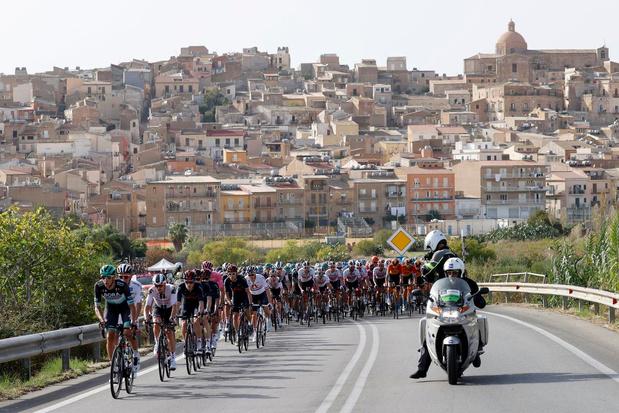 Dagboek uit de Giro - dag 3: over mensen en (half)goden
