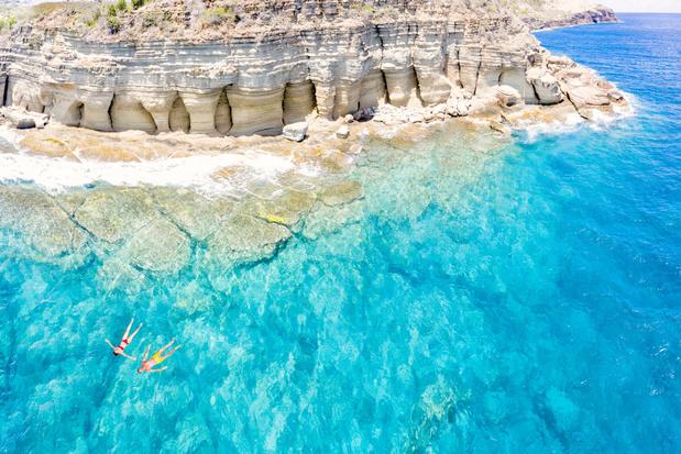 Voor paradijselijke reisbestemmingen dreigt een economische ramp