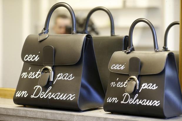 Handtassen van Delvaux komen in Zwitserse handen