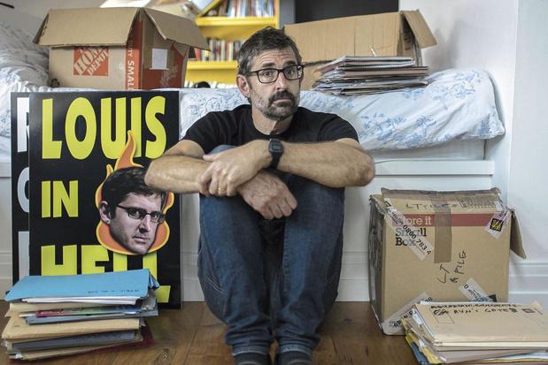 Tv-tip: in 'Life on the Edge' blikt Louis Theroux terug op de vreemdste figuren uit zijn reportages