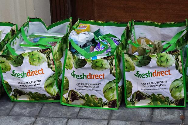 Ahold Delhaize neemt Amerikaanse onlinewinkel FreshDirect over