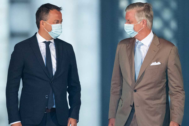 Nicolas Bouteca: 'Lachaert moet beslissen of hij wil blijven vasthouden aan Bouchez'