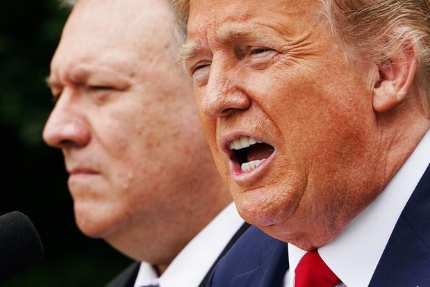 Donald Trump: 'VS beëindigen relatie met WHO'