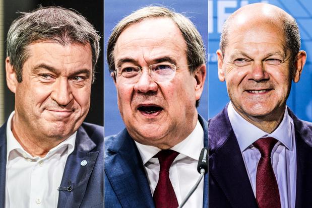 'Wie stapt straks in de schoenen van Angela Merkel?'