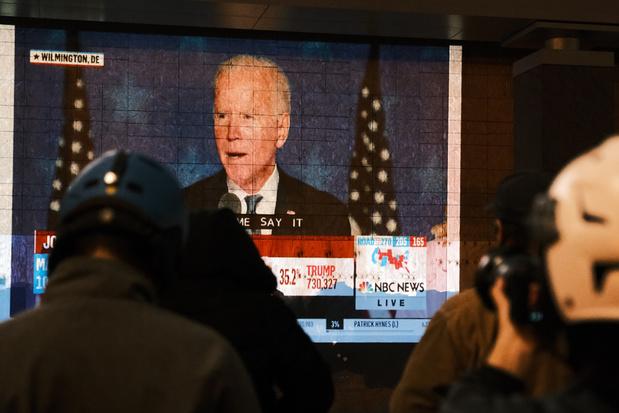Sluipt Biden dichter bij overwinning? Dit weten we al