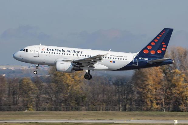 Craintes de licenciements chez Brussels Airlines avant la tenue d'un CE mardi matin