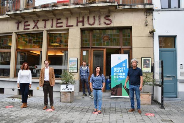 Het Textielhuis krijgt innovatieve invulling met eerste e-sports center in België
