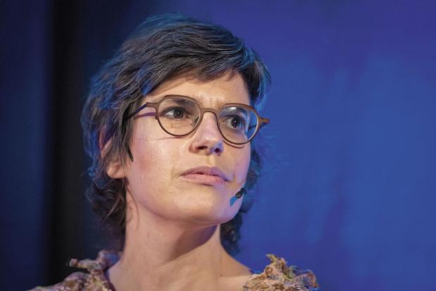Federaal minister van Energie Tinne Van der Straeten (Groen) reageert op de weigering van de vergunning voor de nieuwe gascentrale in Vilvoorde