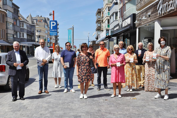 Bonnenboekje 'Koop, eet en drink lokaal' stimuleert om voordelig te shoppen in Koksijde