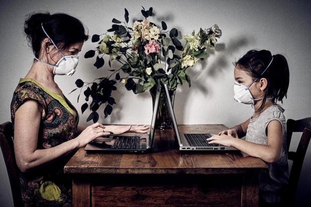 """""""Au total, plus de 312 millions de masques chirurgicaux commandés, dont presque 60 millions livrés et 23 millions distribués"""""""