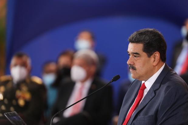 'Droneaanval op Venezolaans president Maduro verijdeld'