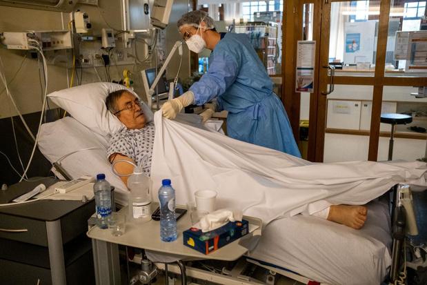 La Belgique compte un total de 591.756 contaminations depuis mars pour 17.320 décès (110/j)