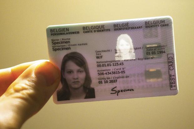 A quoi va ressembler la nouvelle carte d'identité, la carte eID 2.0 ?