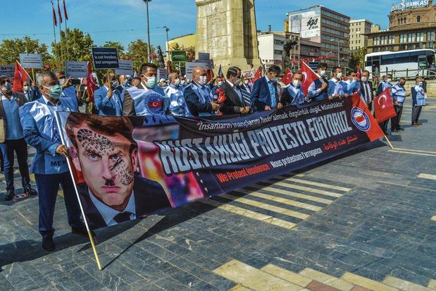 Trois questions pour mieux comprendre les tensions entre la France et la Turquie