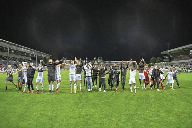 Moins d'argent du Qatar, Bavière belge: quel est le secret d'Eupen qui trône en tête de la Pro League ?