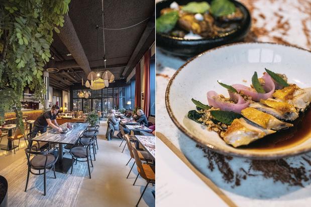 Restaurant Yust in Berchem: trendy wereldgerechtjes in een eclectisch interieur
