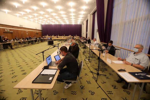 Oostendse gemeenteraad weer samen, voor het eerst in Kursaal