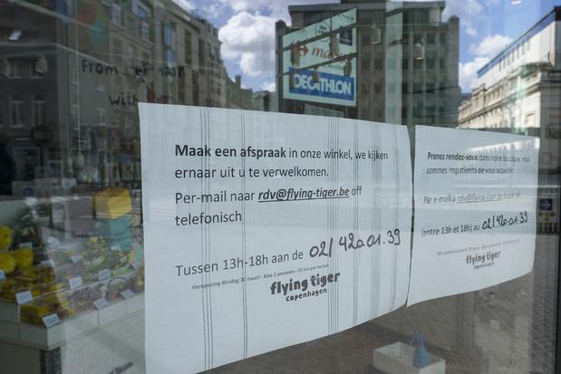 Comeos: 'Winkelen op afspraak komt in praktijk neer op derde sluiting'