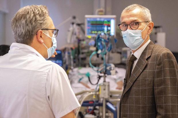 Quatre grands chantiers pour réformer l'hôpital