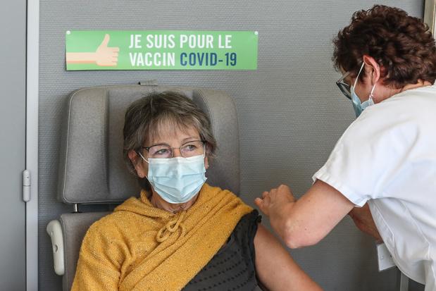 Vaccinatie in Wallonië: 'Hoe lager het inkomensniveau, hoe lager de bereidheid'