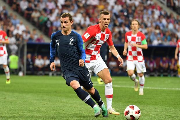 Ivan Perisic over verloren WK-finale: 'De Fransen hadden schrik van ons'