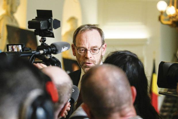 'Niet ons verzet, maar de pandemiewet zelf holt de parlementaire democratie uit'