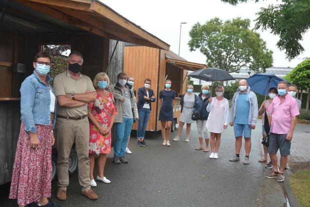 Izegem hoort bewoners van Marelputwijk over komende rioleringswerken