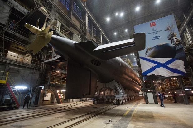 Wereldwijde defensie-uitgaven vorig jaar toegenomen tot 1,73 triljard dollar