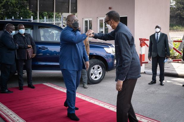 Congolese president Tshisekedi wil tweede mandaat in 2023