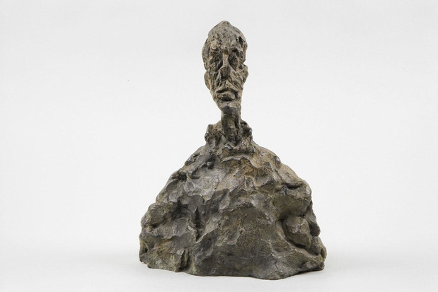 Alberto Giacometti, l'humanité absolue