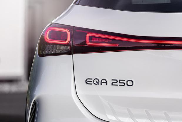 Mercedes breidt EQ-gamma uit met compacte crossover