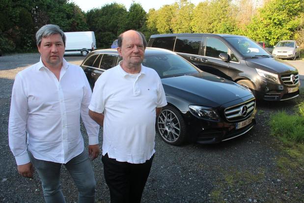 Vader en zoon stoppen met Taxi Moons door maanden zonder inkomen en uitzichtloze situatie