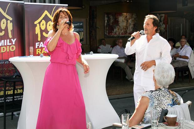 Tamara en Tom verlieten voor eerste optreden hun woning in Maldegem