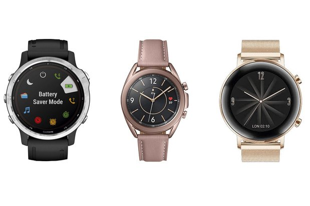 Slim sporten: 3 smartwatches voor u uitgetest