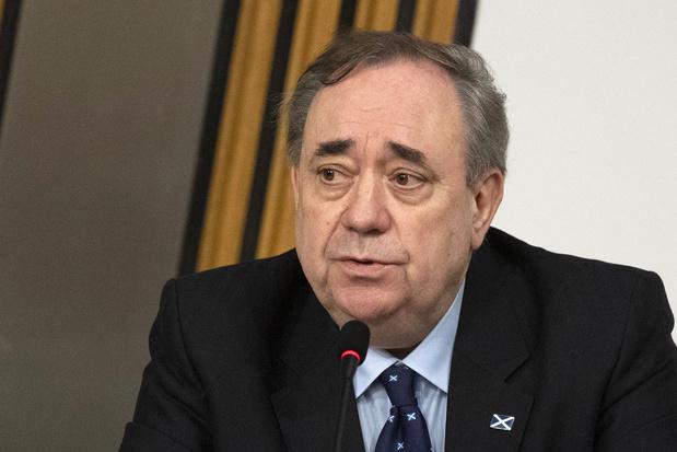 Schotland: ex-premier Alex Salmond steunt 'beste premier' Nicola Sturgeon