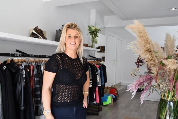 Camille Pierpont opent tweedehandswinkel voor merkkledij