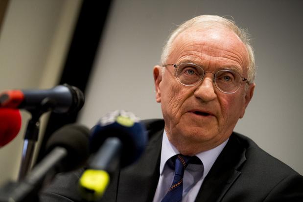Verhitte discussie in het Vlaams Parlement over VRT-voorzitter Luc Van den Brande